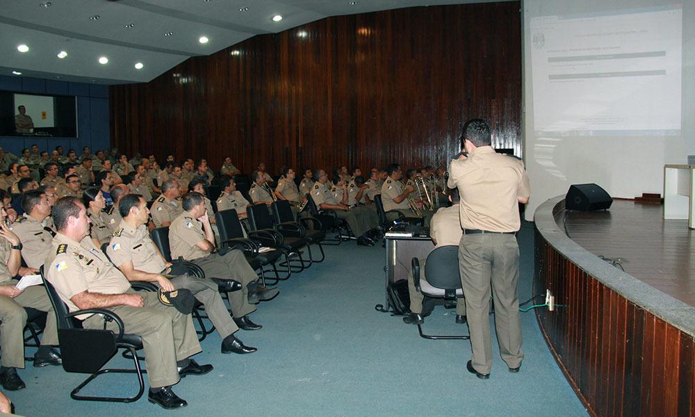 Edital do Processo de Habilitação de Docentes para Cursos de Formação de Oficiais e Soldados é lançado