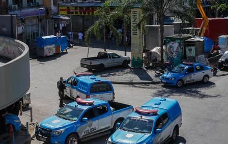 Sargento da Polícia Militar é assassinado no Rio