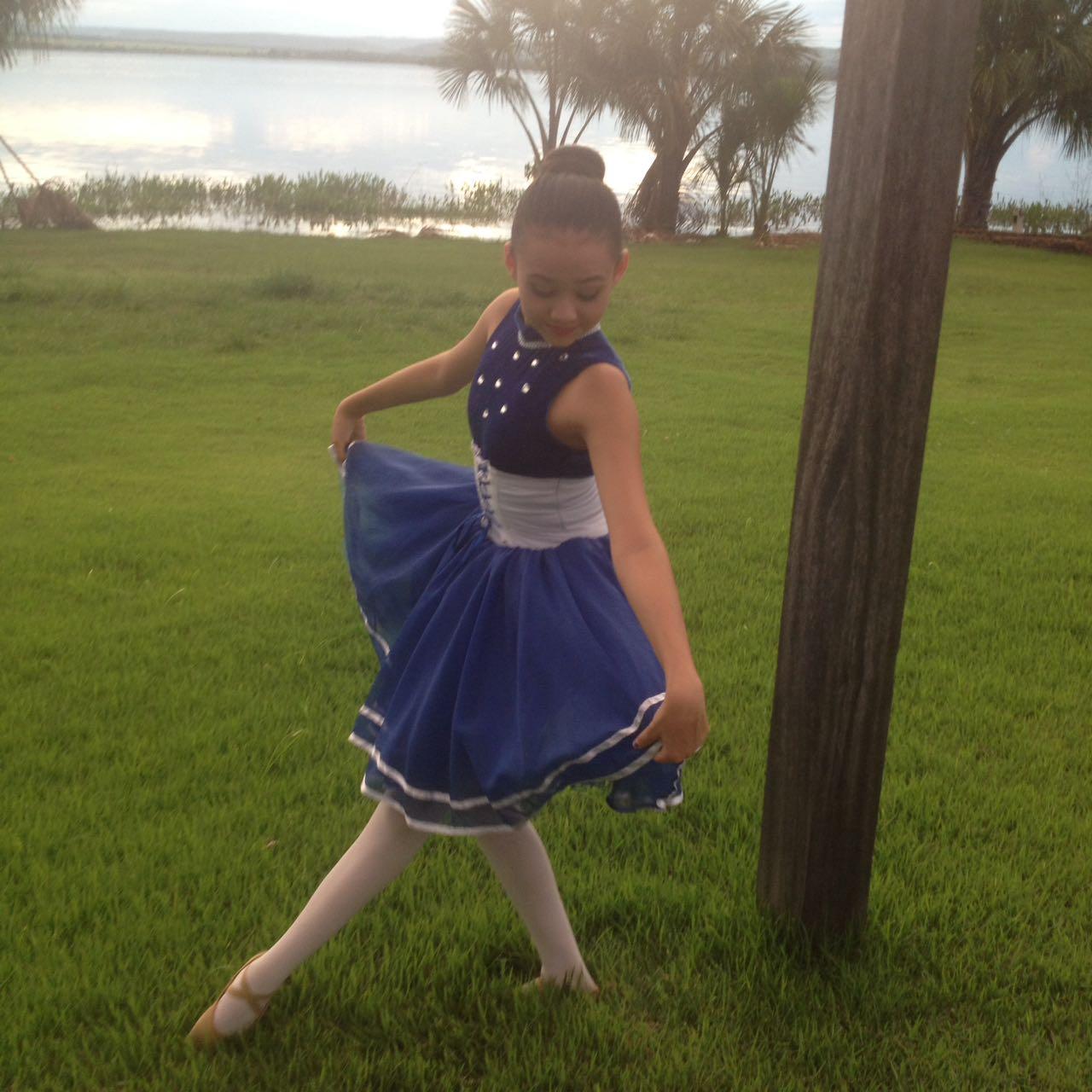 Bailarina portuense busca apoio para participar de curso nos Estados Unidos