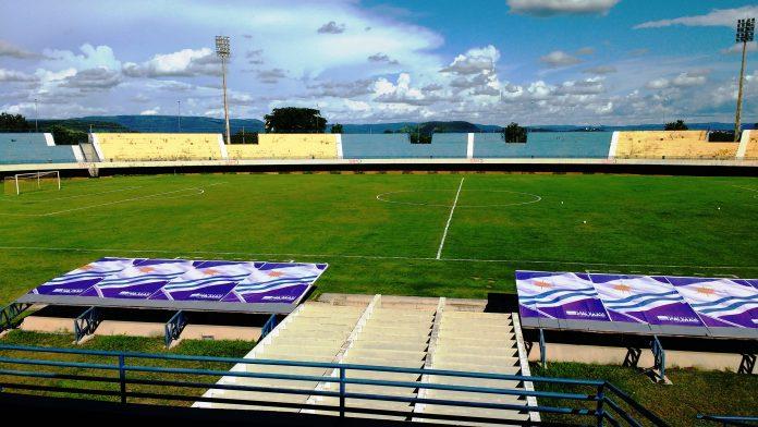 Com 9 jogadores do Goytacaz (RJ), o Palmas inicia treinamentos.