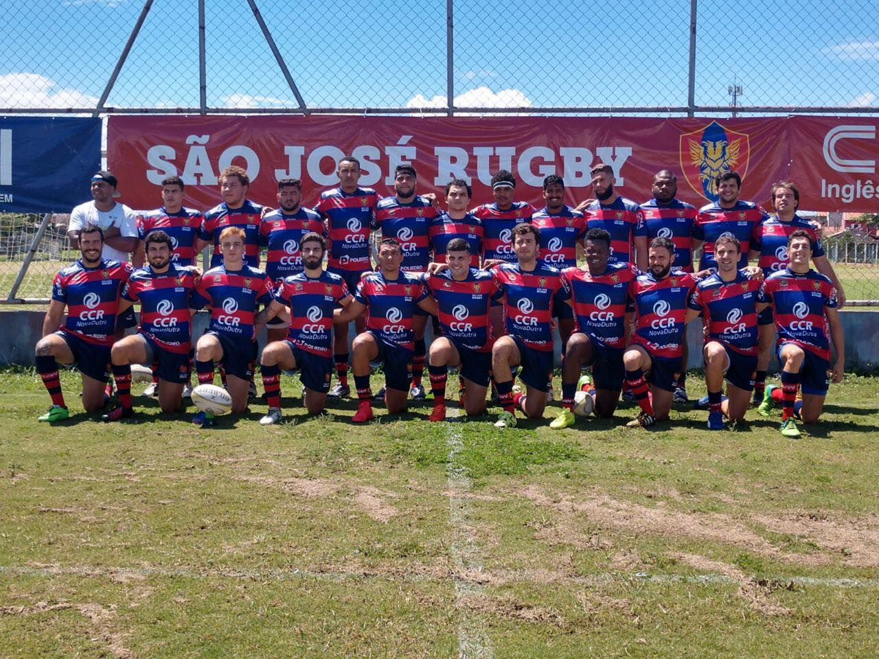 Apoiado pela CCR NovaDutra, São José Rugby busca a ponta do Paulista de XV