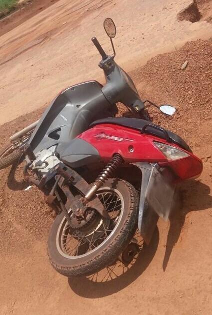 Polícia Militar recupera moto roubada em Araguaína