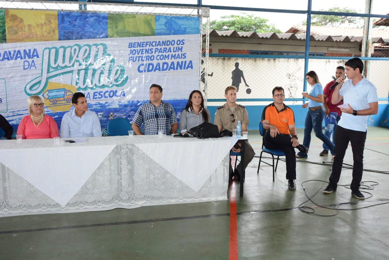 Paraíso do Tocantins recebe Caravana da Juventude