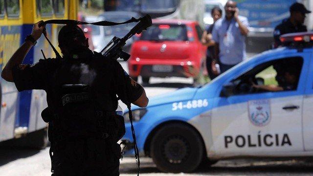 Subtenente da PM é o 60º policial morto este ano no Rio de Janeiro