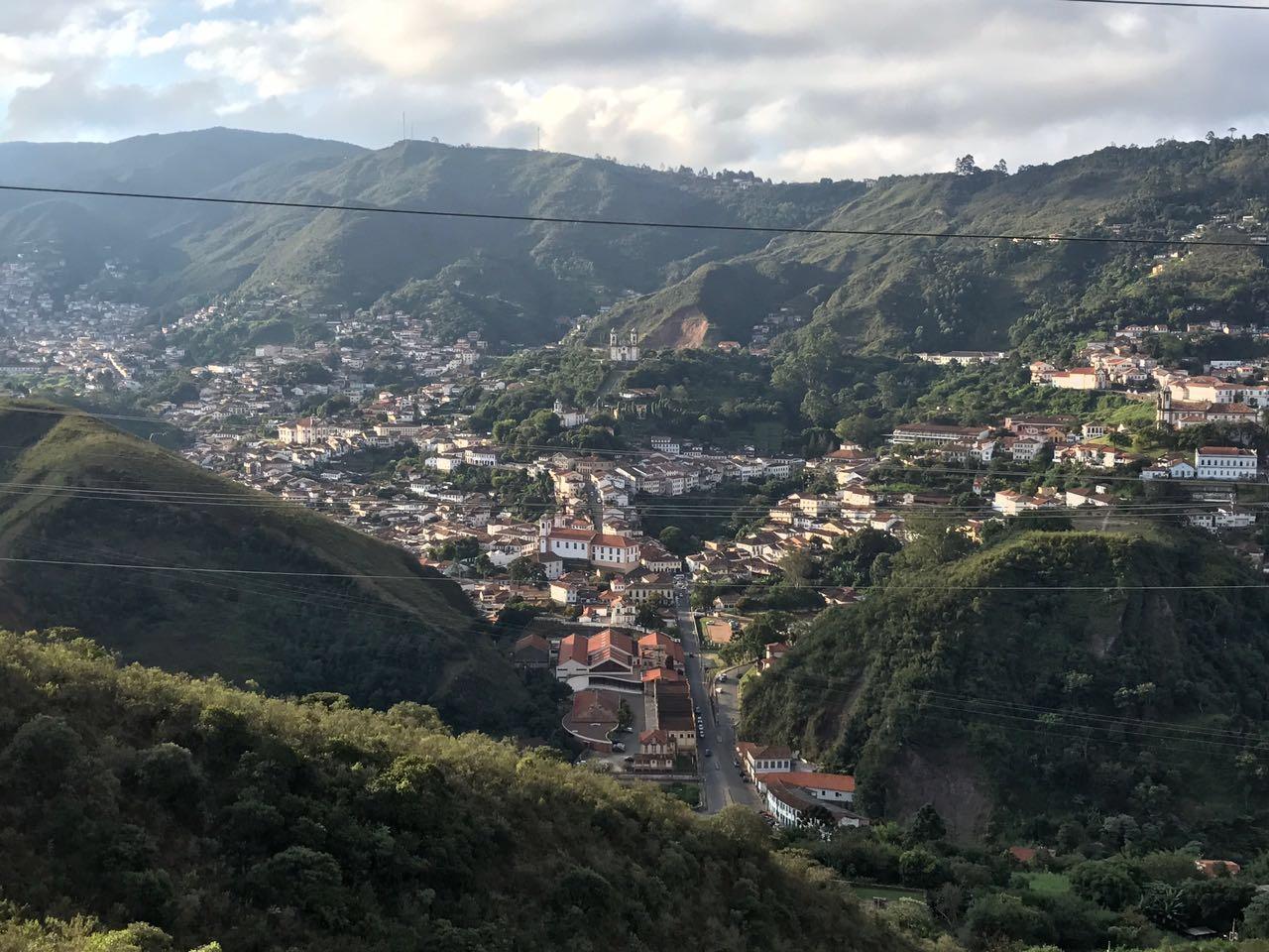 Conheça a etapa de Ouro Preto através do Mapa Ilustrativo da CIMTB Levorin