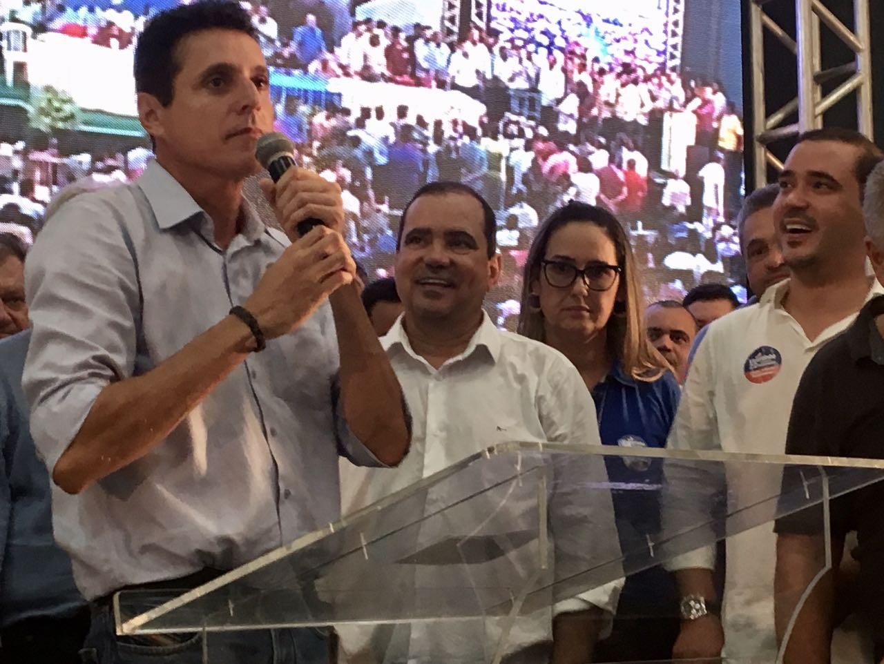 Deputado Nilton Franco declara apoio a Vicentinho nas eleições suplementares do Tocantins