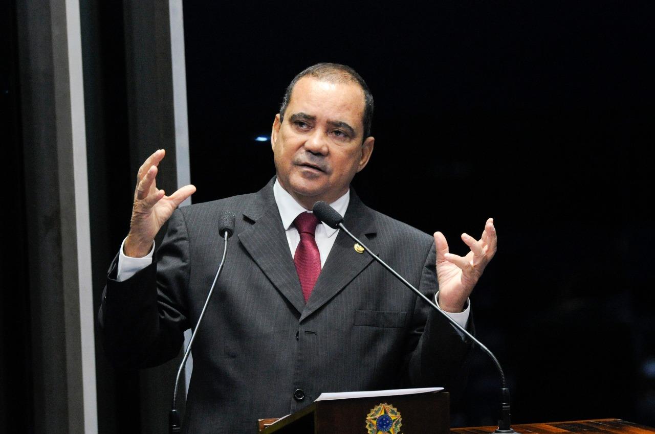 Em discurso no Plenário, senador Vicentinho Alves confirma candidatura a governador nas eleições suplementares do Tocantins