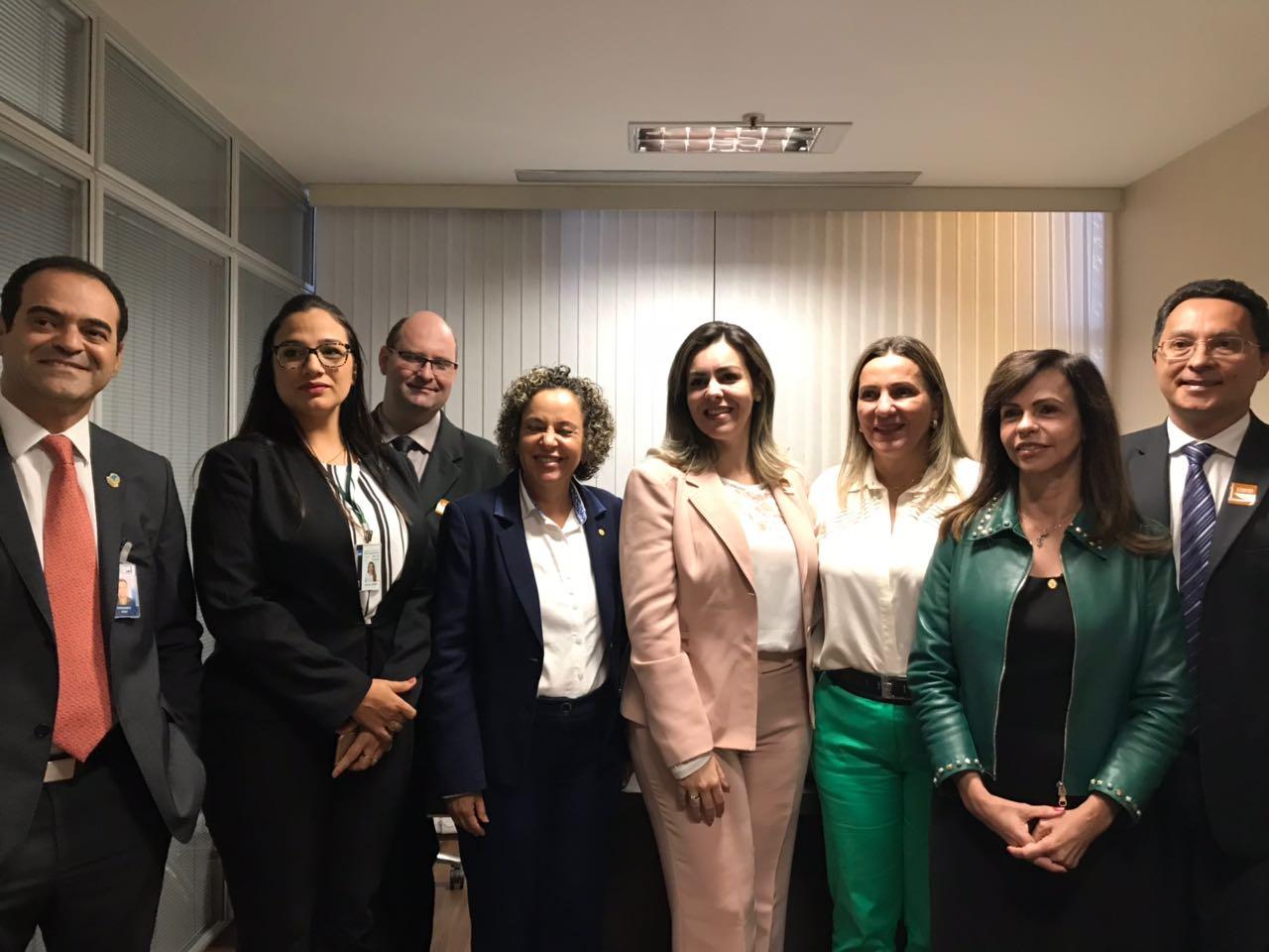 Bancada Federal do Tocantins assegura à prefeita Cinthia Ribeiro emenda parlamentar a projeto de grande porte para Palmas