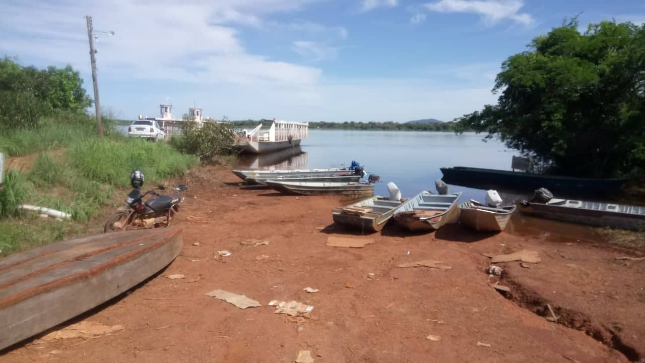 Comissão de manifestantes, prefeitos e vereadores propõem solução para travessia entre Araguacema e Santa Maria das Barreiras