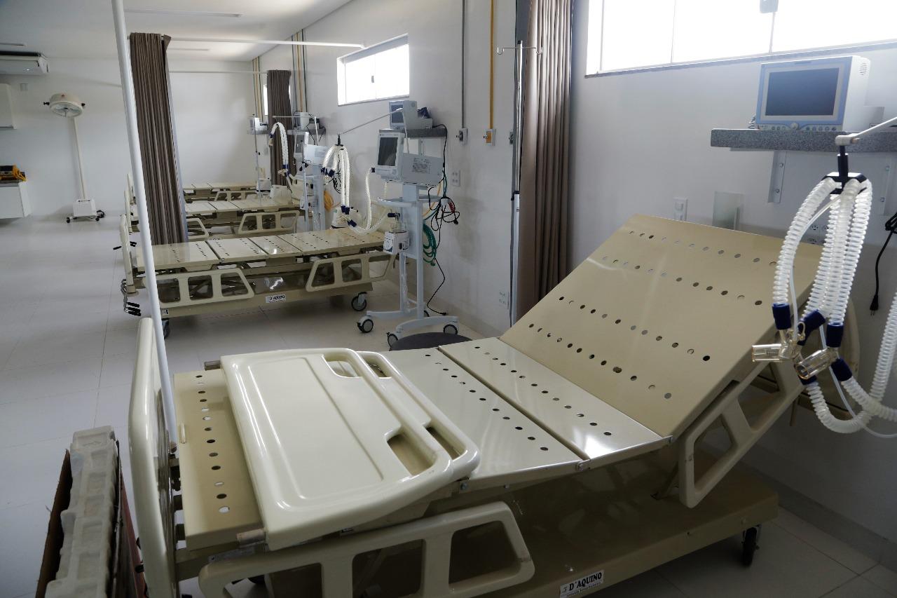 UTI Pediátrica começa a funcionar na próxima segunda-feira em Araguaína