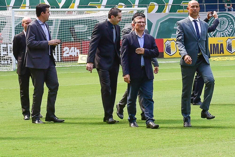 TJD se põe à disposição do Palmeiras e garante independência da FPF