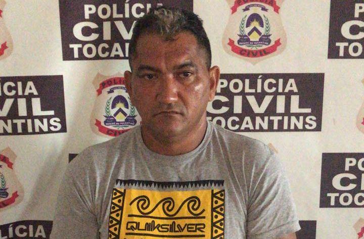 Polícia Civil prende suspeito de estuprar e engravidar criança de 11 anos em Sítio Novo TO