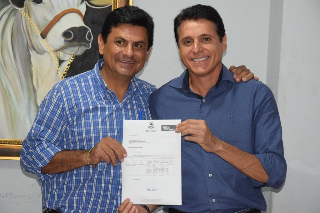 Deputado Nilton Franco destina emenda parlamentar para realização da ExpoBrasil 2018