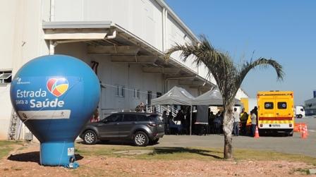 Estrada para Saúde – Empresas da CCR NovaDutra acontece na Mars/Ellece, em Guarulhos