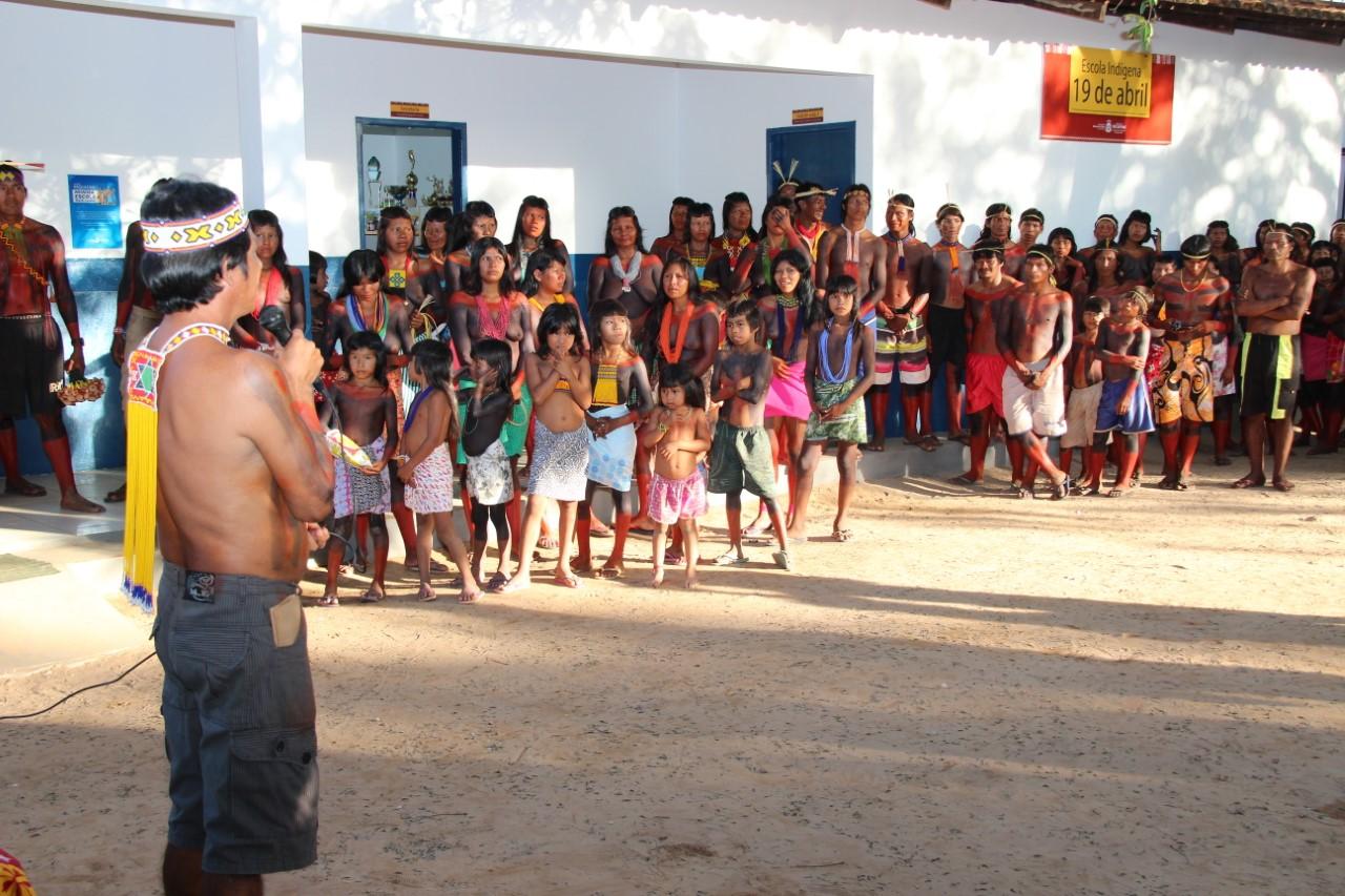 Tocantins apresenta avanços na educação indígena
