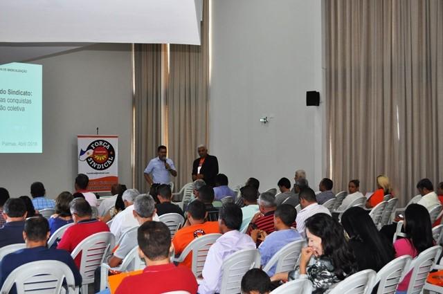 Seminário da Força Sindical aponta alternativas e discute enfraquecimento dos sindicatos