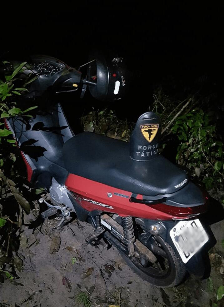 Polícia Militar recupera mais duas motos furtadas/roubadas e as restitui para seus legítimos proprietários em Araguaína