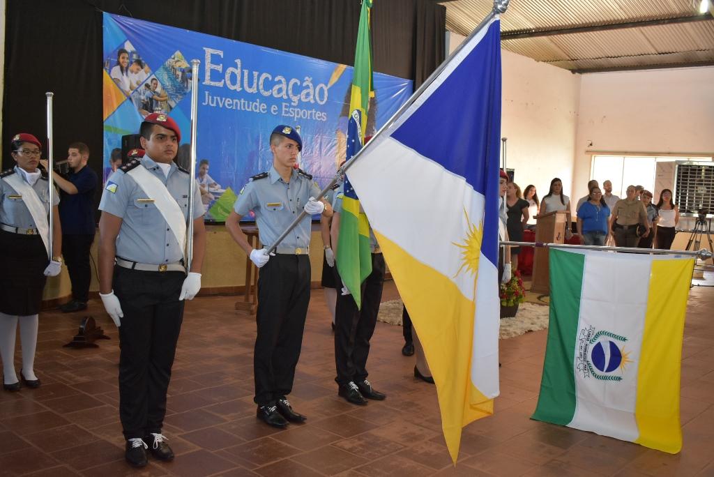 Colinas recebe décima unidade do Colégio da Polícia Militar