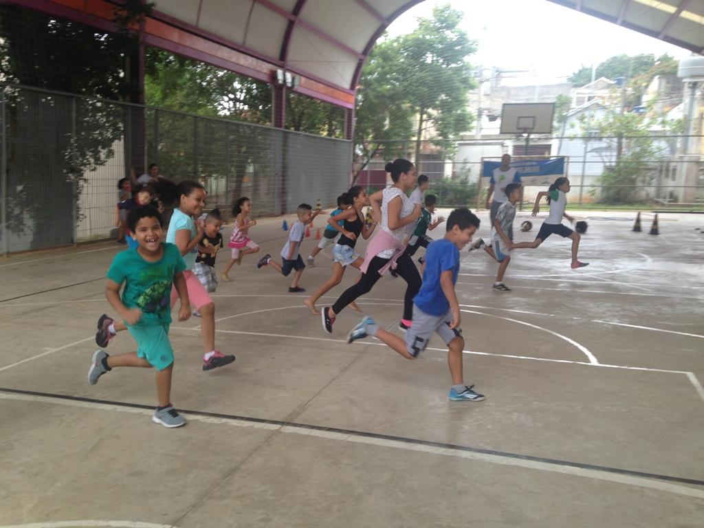 Evento esportivo do IEE reúne 280 jovens no sábado (26), na capital paulista