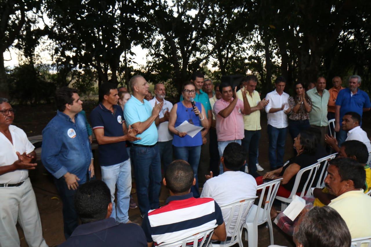 Em reunião com produtores da agricultura familiar, Kátia Abreu diz que aumentar produção e gerar empregos é prioridade
