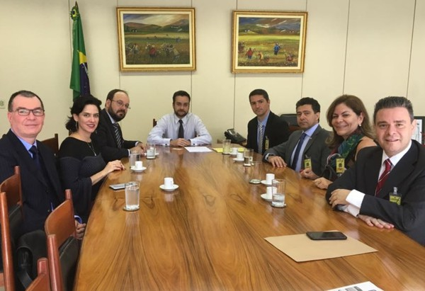 Promotor de Justiça do Tocantins integra comitiva que discutiu o Sistema Nacional de Atendimento Socioeducativo com Ministro dos Direitos Humanos