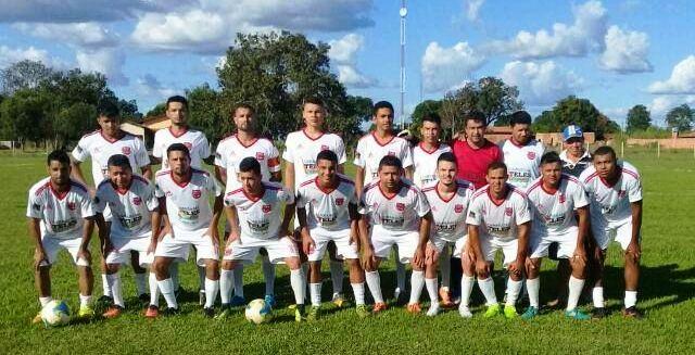 Derramados é o primeiro finalista do campeonato de futebol de Divinópolis do Tocantins