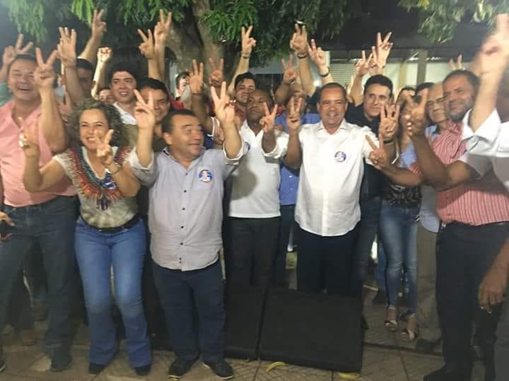 Em Pium, Nilton Franco mobiliza grande concentração popular em reunião de Vicentinho