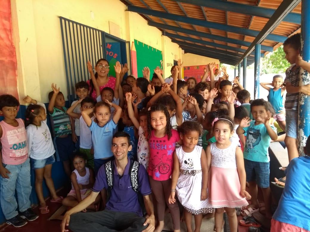 Equipe do CRAS em Araguacema realiza ações de prevenção ao abuso e exploração sexual de crianças e adolescentes