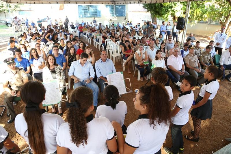 População de Guaraí ganha a 8ª unidade do Colégio da Polícia Militar