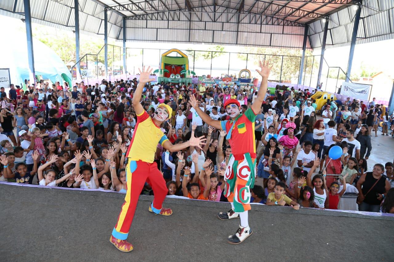 Mais de 3 mil pessoas já passaram pela Ação Global em Pedro Afonso