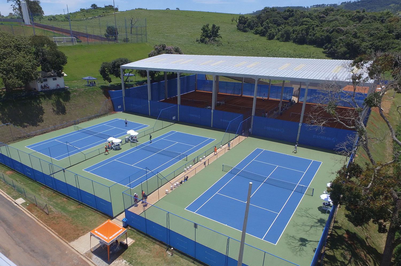 HWT Sports é sede do 1º Open de Raquetinha
