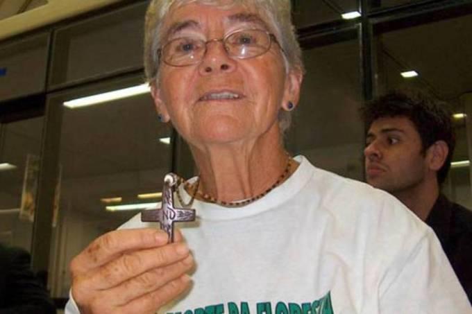 Ministro do STF manda soltar condenado por morte de Dorothy Stang