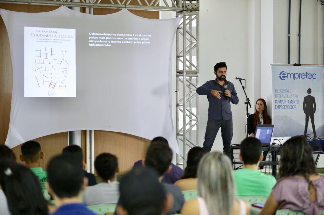 """Gurupi recebeu pela primeira vez o """"Startup Day"""", para estimular ideias inovadoras se tornarem negócios rentáveis"""
