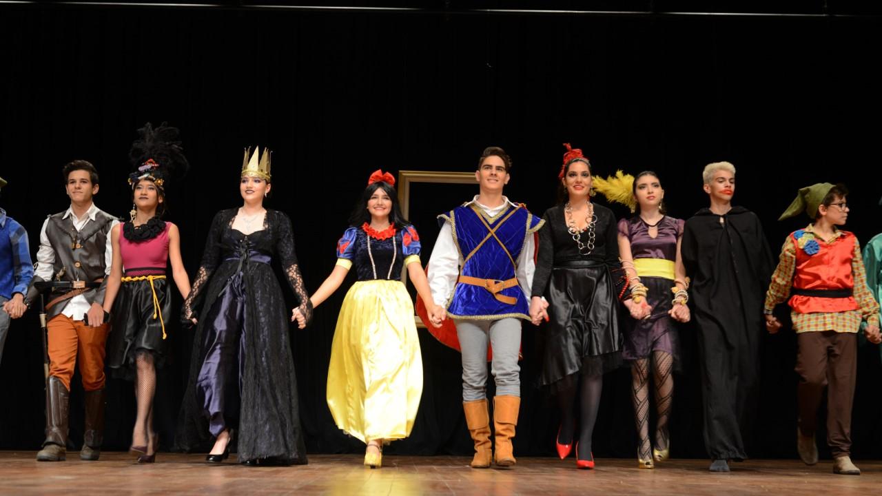 Adiada a apresentação da peça Branca de Neve e os Sete Anões nos dias 26 e 27