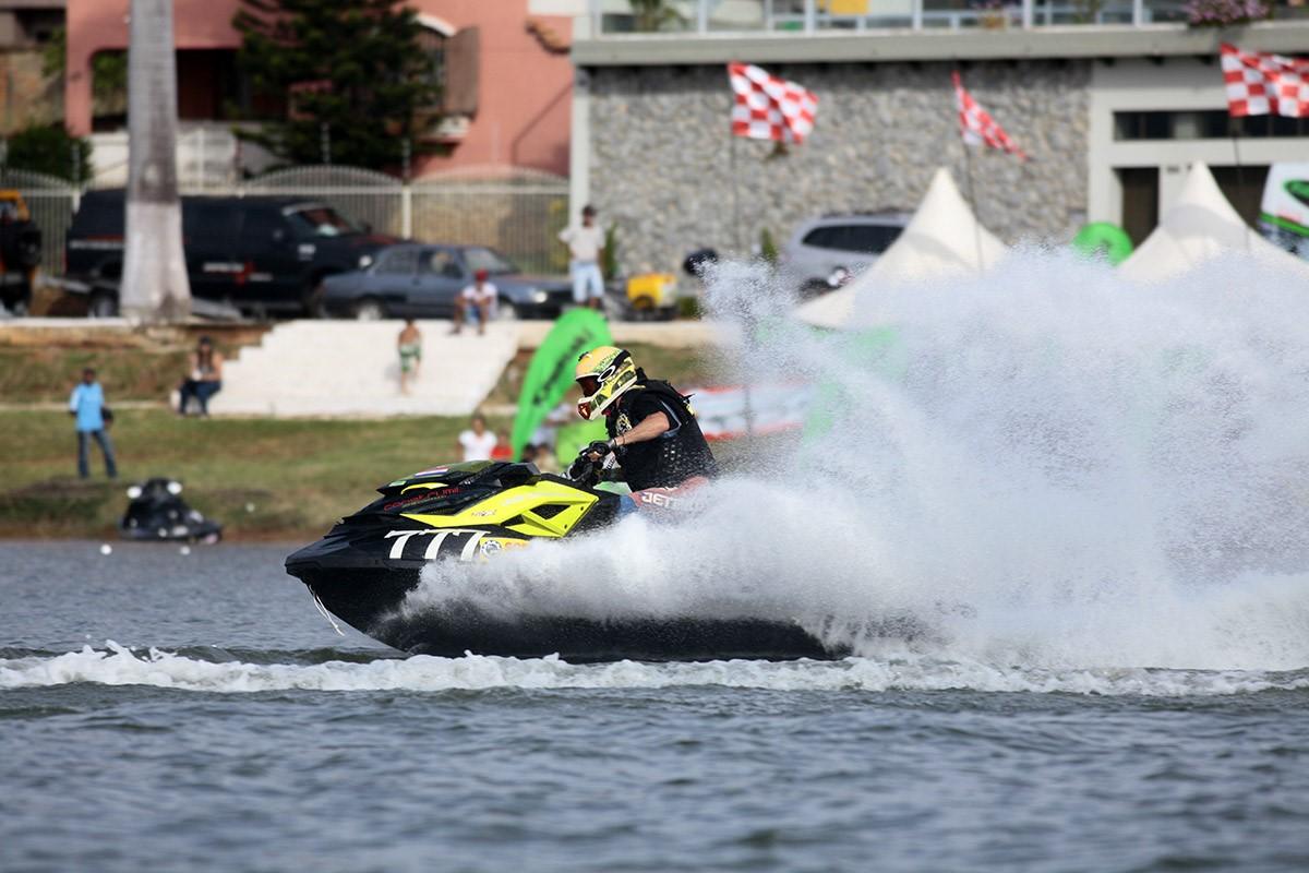 31º Brazilian Jet Sports ChampionShip, Valdir Scremin volta à competição