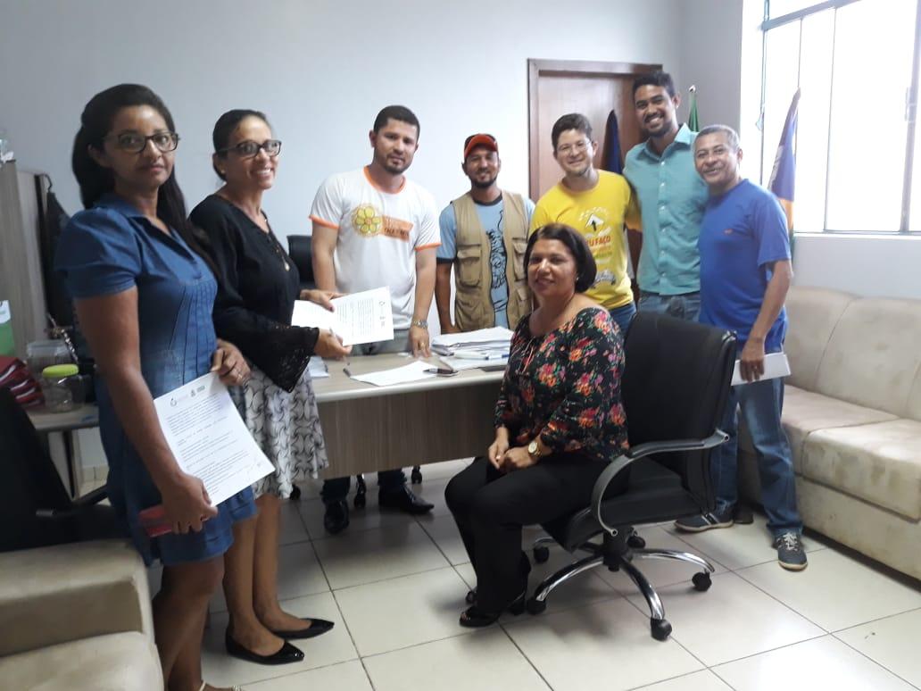 Equipe técnica da Unitins conclui avaliação de documentos de ex-alunos da FADES