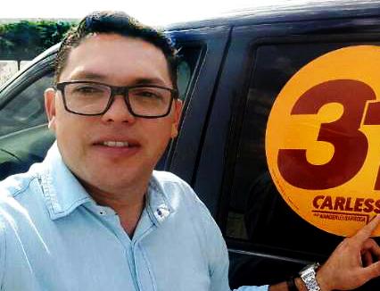 Vereador governista estima que 80% dos votos em Gurupi no 2º turno serão para Carlesse