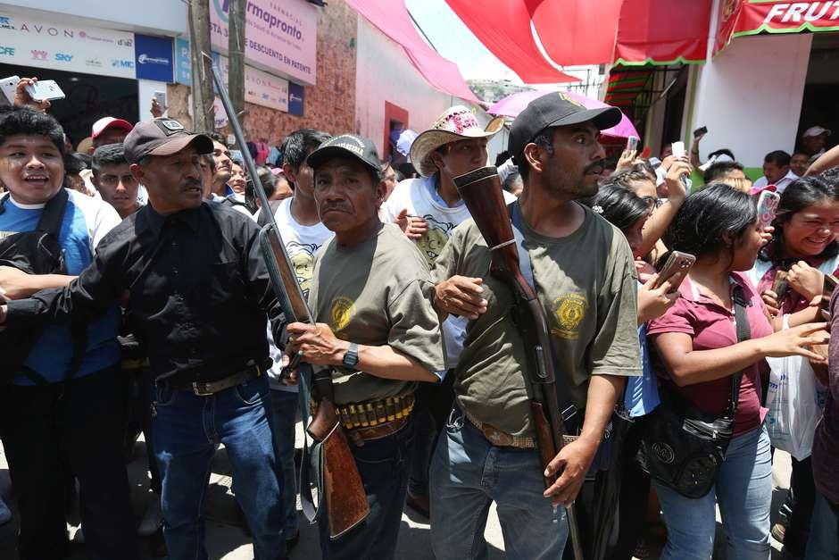 No México novo assassinato político abala eleição presidencial