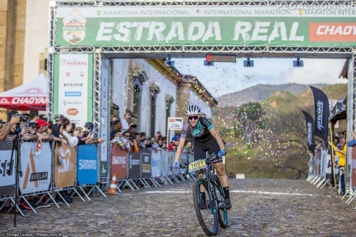 Giuliana Morgen vence segunda etapa da Maratona Internacional Estrada Real