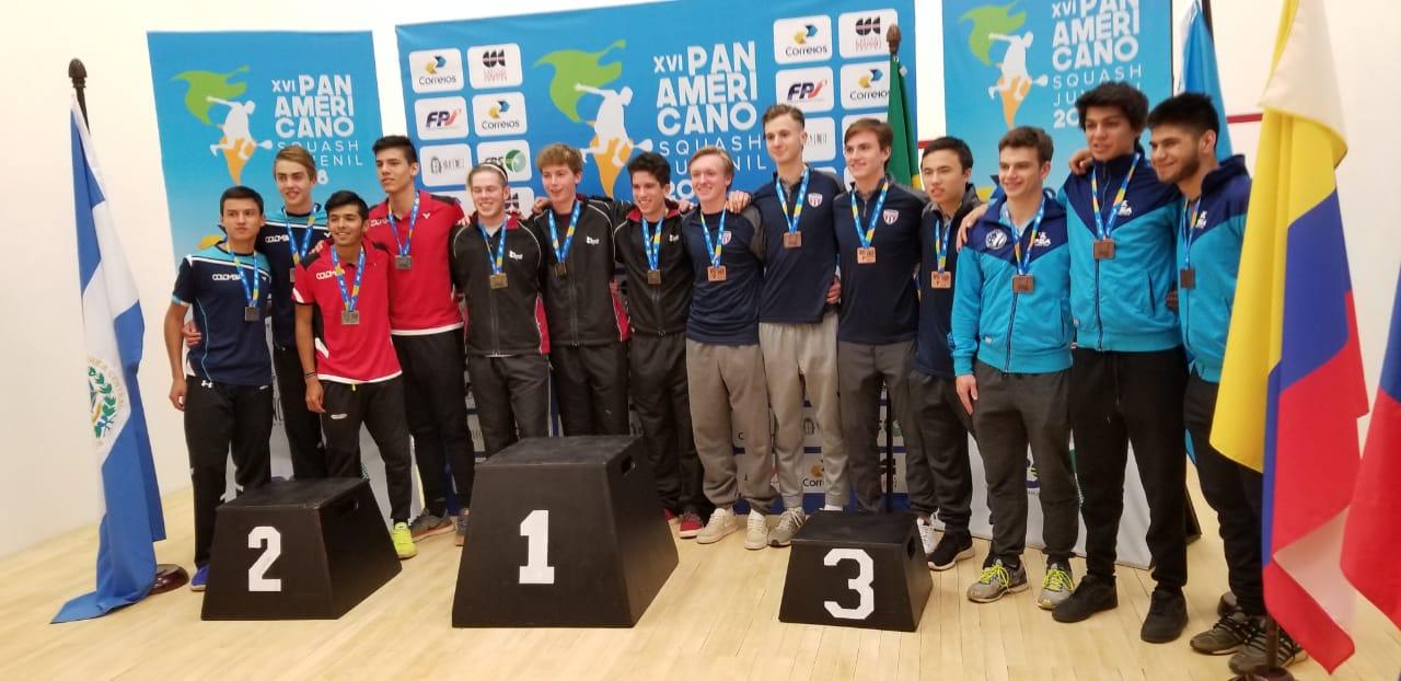 Canadá e Barbados são os campeões por Equipes do Pan-Americano Juvenil em Brasília