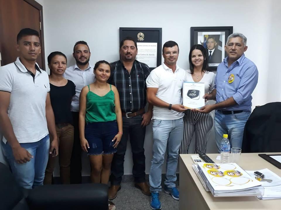 Emenda de 100 mil reais beneficiará esporte de Divinópolis do Tocantins
