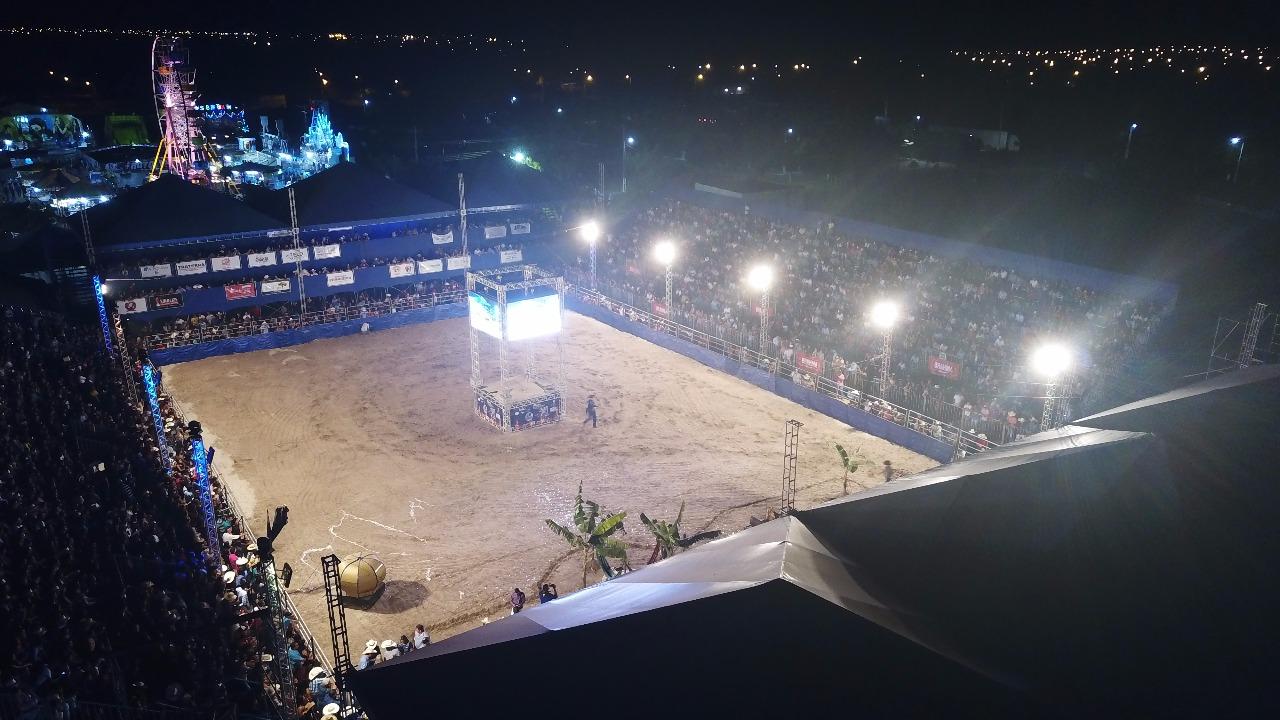 Campeonato KGB e Sindicato Rural de Paraíso comemoram sucesso do rodeio da XXIII ExpoBrasil