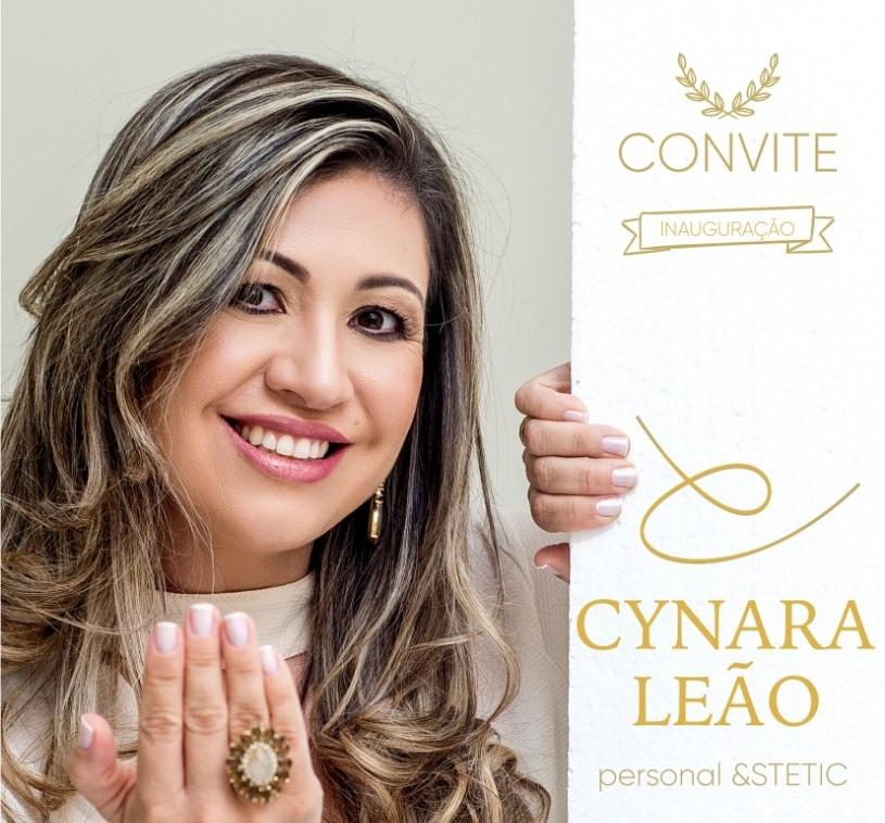 Cynara Leão inaugura clínica Personal &STETIC no dia 26 de junho em Paraíso do Tocantins