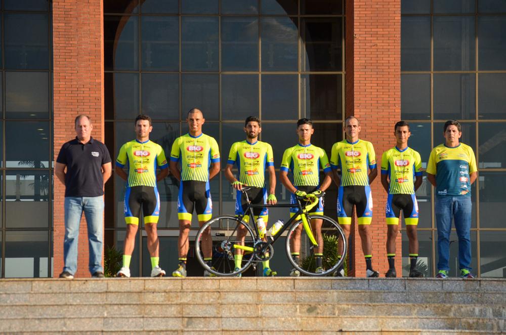 Vitória e um 2º lugar em Gurupi mantêm Palmas Cycling Team líder do Tocantinense de ciclismo