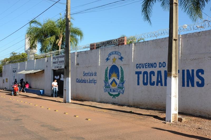 Informação sobre fuga da CPP de Paraíso é falsa, esclarece Seciju