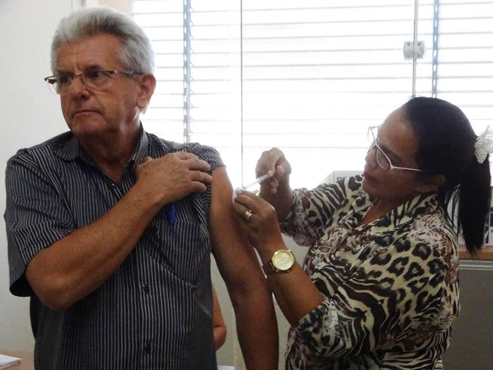 Em Gurupi, campanha de vacinação contra Influenza H1N1 é prorrogada até sexta-feira