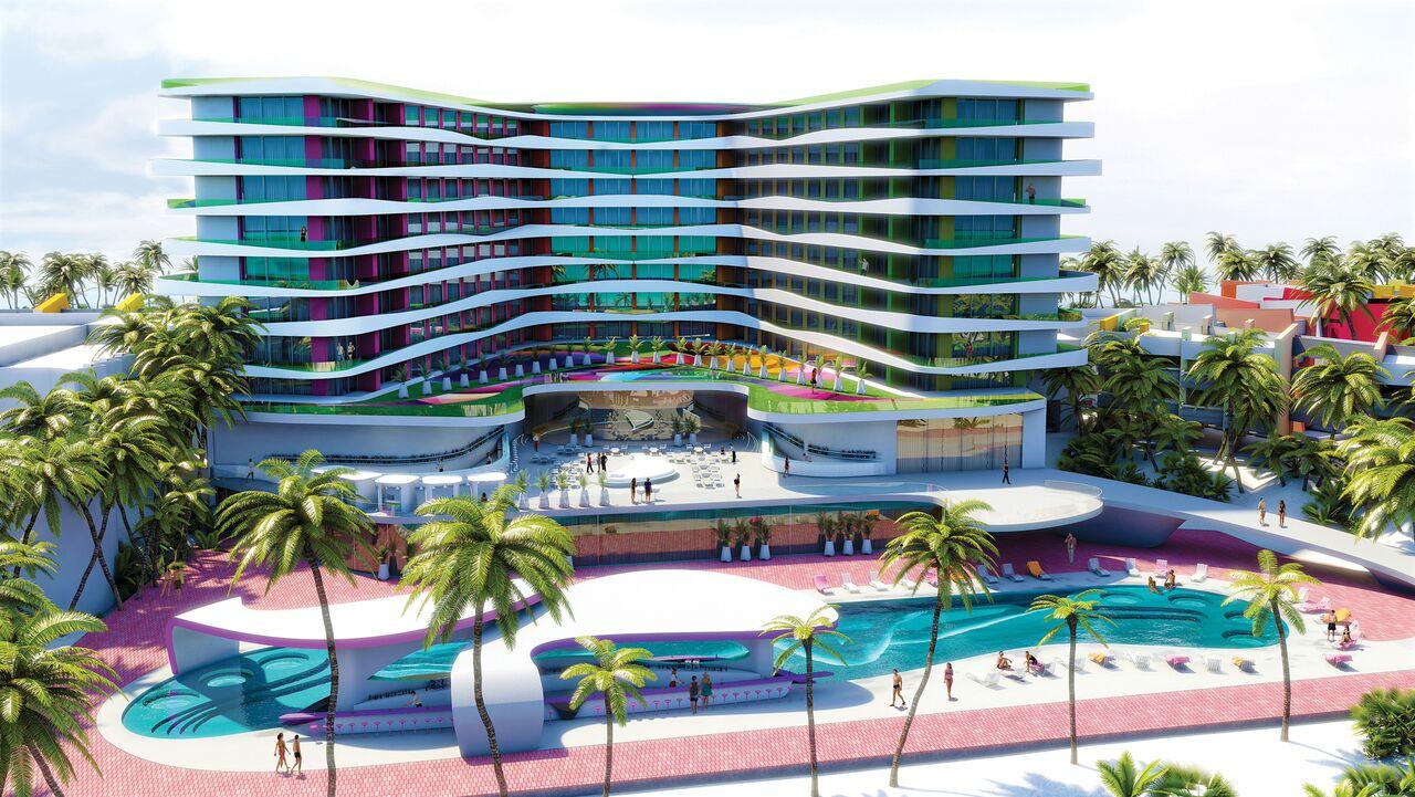 Comemore sua despedida de solteira no Temptation Cancun Resort