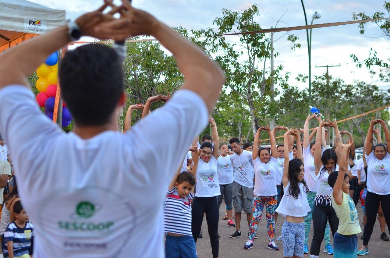 Cooperativas realizam comemoração do Dia de Cooperar em Palmas no dia 30 de junho