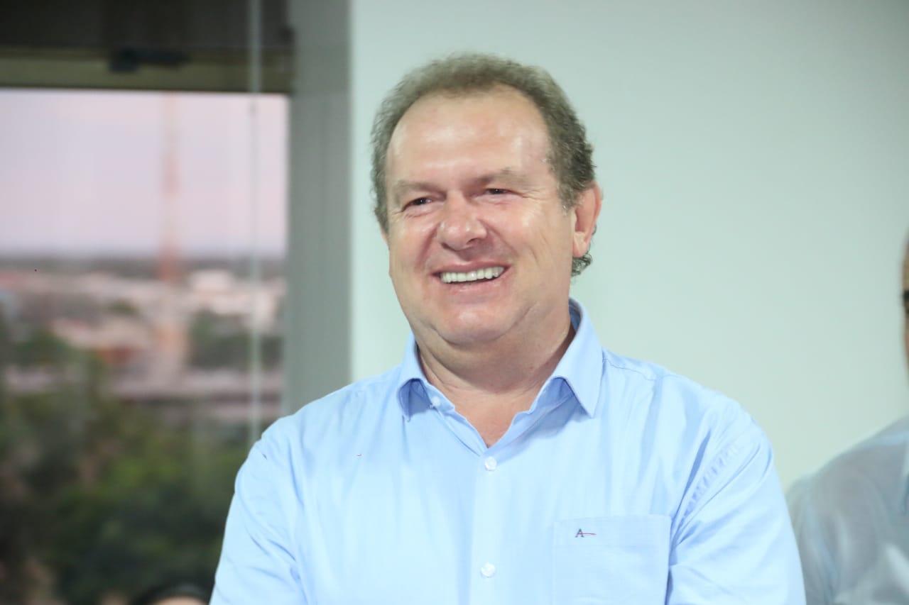 Augustinópolis será primeira atividade de campanha de Carlesse