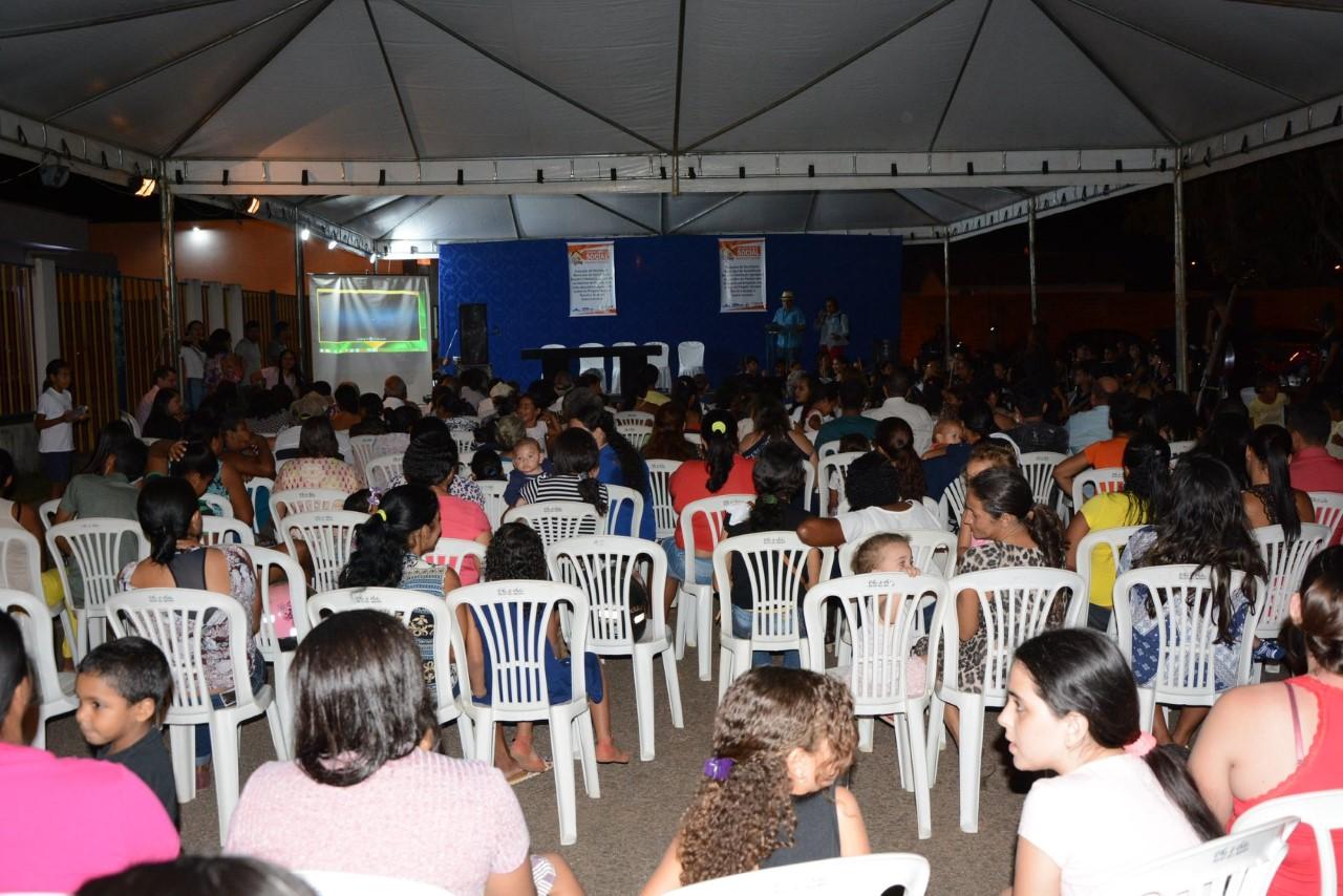 Prefeitura finaliza Projeto Técnico Social no Empreendimento Paraíso dos Ipês